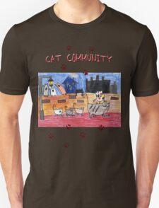 Cat community T-Shirt