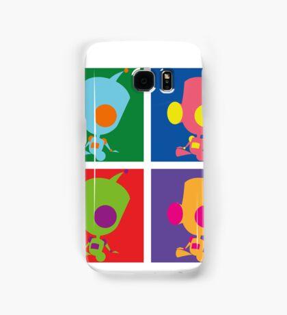 Andy Warhol style - Gir Samsung Galaxy Case/Skin