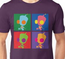 Andy Warhol style - Gir Unisex T-Shirt