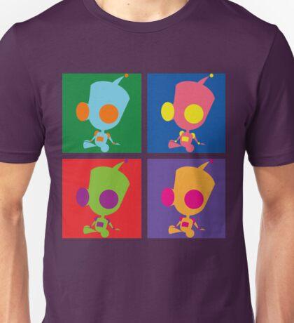 Andy Warhol style - Gir Unisex T-Shirt