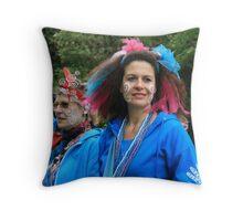 Samba Pelo Mar Throw Pillow
