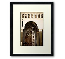 OnePhotoPerDay Series: 151 by L. Framed Print