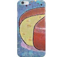 THE CHEESE THAT LAY IN THE HOUSE iPhone Case/Skin