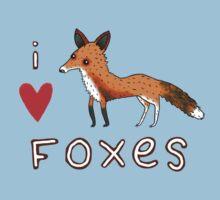 Fox Love Baby Tee