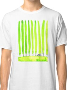 Enthusiastic cypress Classic T-Shirt