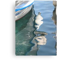 Water Reflection 2 - JUSTART © Canvas Print