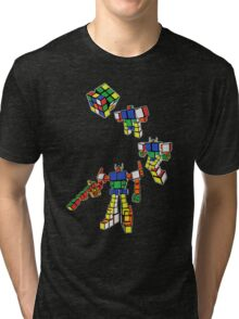 C.U.B.E Prime Tri-blend T-Shirt