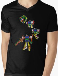 C.U.B.E Prime Mens V-Neck T-Shirt