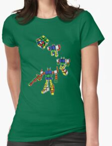 C.U.B.E Prime Womens Fitted T-Shirt