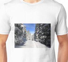 Snowshoe Heaven Unisex T-Shirt