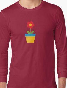 Plant pot Long Sleeve T-Shirt