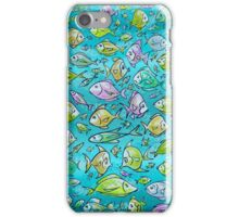 Stacked Fish iPhone Case/Skin