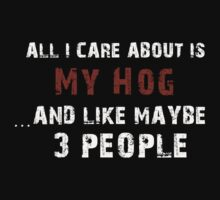 All I care About is My Hug ...And Like May be 3 People - T Shirts  by cbyellow