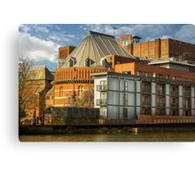 Shakespeare Theatre Canvas Print