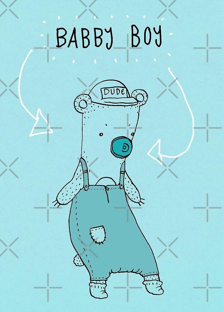Babby Boy by Sophie Corrigan