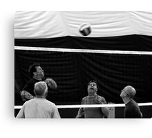 Volley ball Canvas Print