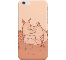Hitched iPhone Case/Skin