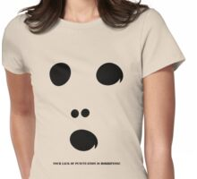 Punctuation! Womens Fitted T-Shirt