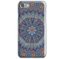 Peaceful Mandala Design iPhone Case/Skin