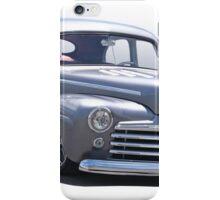 1947 Ford 'Rod and Custom' Sedan 2 iPhone Case/Skin