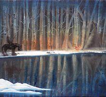 Night Rider by Mikki Alhart