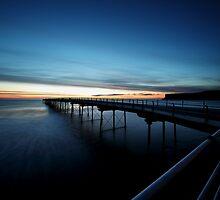 Saltburn Sunrise by PaulBradley