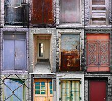 Doors of Joplin by Benjamin Sloma
