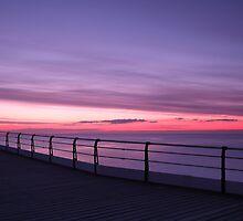Saltburn Pier, Sunrise by PaulBradley