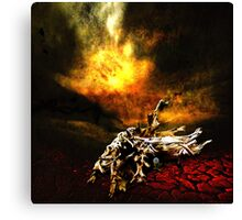 The Seed Canvas Print