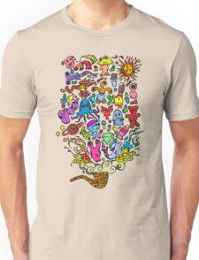 Space Gini Unisex T-Shirt