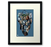 Defiance (Version 2) Framed Print