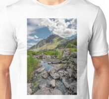 Face of Tryfan Unisex T-Shirt