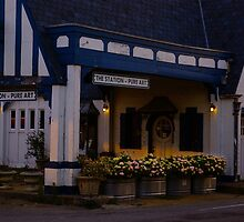 The Station-Pure Art   McMinnville Tennesseee by © Joe  Beasley IPA