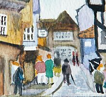 The Streets of York by allwyn