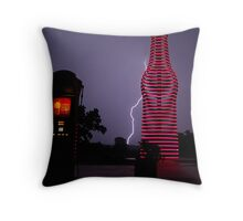 Striking Throw Pillow