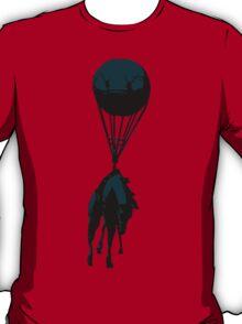 Flying horse T-Shirt