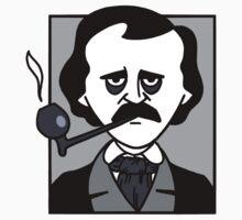 Edgar Allan Poe by SpikeysStudio