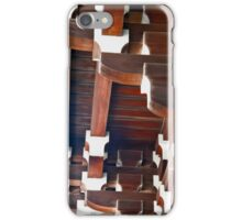 Shinto Shapes iPhone Case/Skin