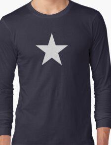 White Star Long Sleeve T-Shirt