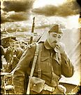 "Private ""Walker"" - Dad`s Army - 1940 by Colin J Williams Photography"