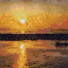 Italian Sunset by Marilyn O'Loughlin