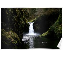 Punch Bowl Falls - Columbia Gorge Poster