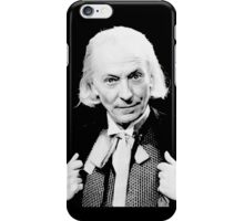 William Hartnell - Dr Who #1 iPhone Case/Skin