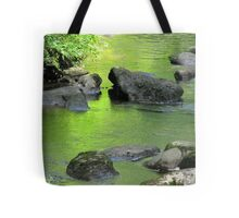 Old Rock's Cool Bath Water Tote Bag