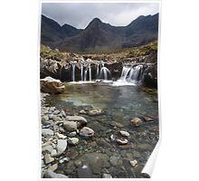 The Fairy Pools, Isle of Skye Poster