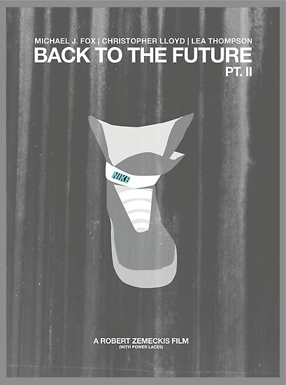 Back To The Future: Pt. II by Andrew Lawandus