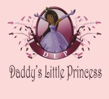 Daddy's Little Princess Kids Clothes