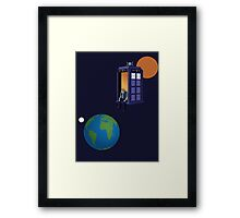 A WhoView Framed Print