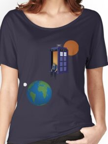 Doctor Who - A WhoView Women's Relaxed Fit T-Shirt