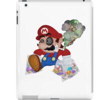 Mushed Mario iPad Case/Skin